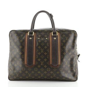 Louis Vuitton Bequia Porte Document Geant Monogram